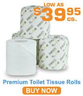 Toilet Tissue; Standard Rolls