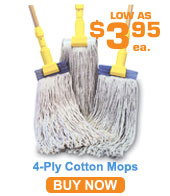 Continental 4-ply Cotton Mops
