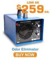 Odor Eliminator Machines