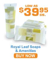 Royal Leaf Amenities - New Design