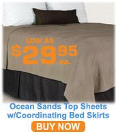 Ocean Sands Top Sheet