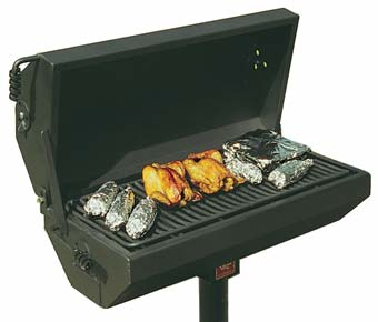 George Foreman® Indoor/Outdoor Electric Bbq Grill (GGR50B