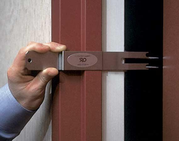 Hotel Door Bar Guard Latch Opening Tool