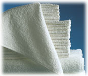 100% Cotton Economical Import Towels