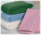 Hampton Super-soft Fleece Blankets