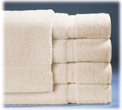 Royal Suite 100% Cotton Guest Room Towels; Beige