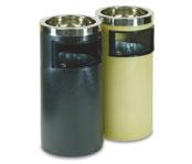 Indoor/Outdoor Sand Urns & Ash N' Trash Receptacle
