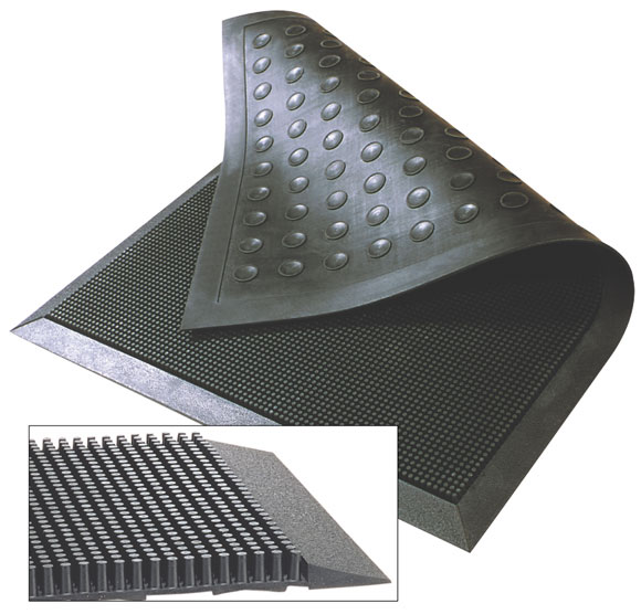 Rubber Brush Amp Trade Outdoor Matting National Hospitality