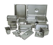 22 Ga. Stainless Steel Steamtable Pans