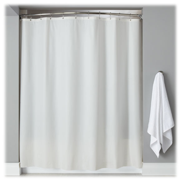 lodgmate vinyl shower curtains