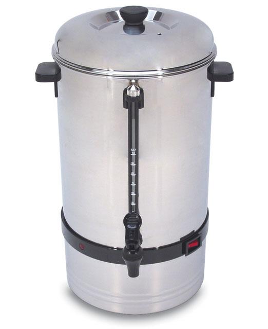 Electric Coffee Urn ~ Cup electric coffee urn
