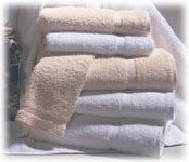 Waterford Guestroom Towels; Beige