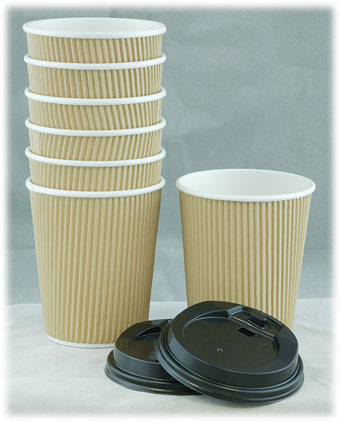 """Ripple-Wall"" Cup; 500/cs"
