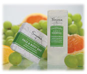 Sonoma First Crush Soaps & Amenities
