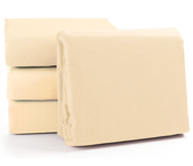 180 ct. Bone Import Sheets; 55/45% Coitton/Poly
