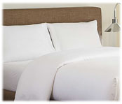180 ct. White, Bed Sheets & Pilllowcases
