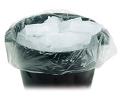 Disposable Ice Bucket Liners; 1000/cs.