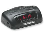 Digital Alarm Clock; Hamilton Beach