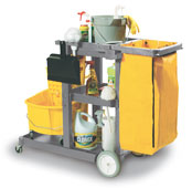 Janitorial / Cleaning Carts